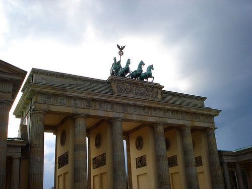 brandenburger tor - berlin travel tip